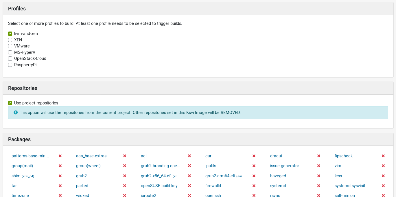 The Search and Kiwi Editor Pages Are Now Part of the Revamped User